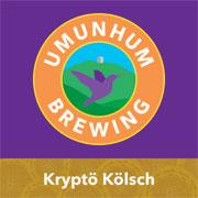 Umunhum Brewing Krypto Kolsch