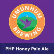 Umunhum Brewing PHP Honey Pale Ale