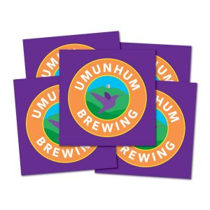 Umunhum Brewing Stickers