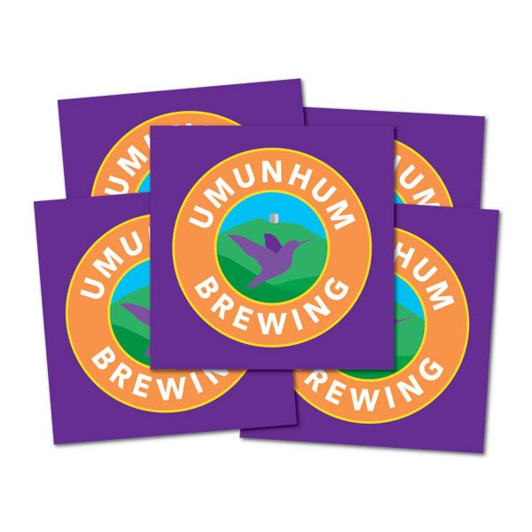 Umunhum Brewing Stickers