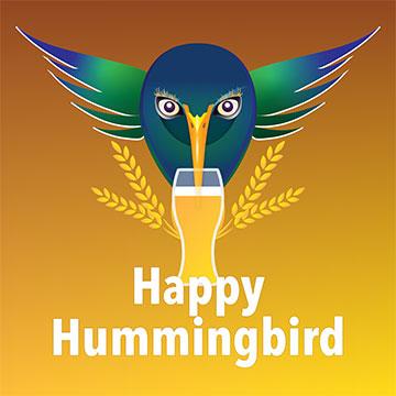 Umunhum Brewing Happy Hummingbird